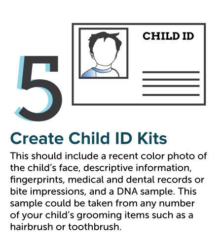 Make copies of any legal paperwork if you are your child's court designated primary caregiver in a custodial separation or divorce. Share them with any relatives or close friends in other states, or carry the paperwork with you in an emergency kit.